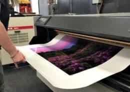Fine Art Reproduction coming of the Lambda printer